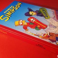 Cómics: DE KIOSCO SUPER SIMPSON 5 MATT GROENING EDICIONES B. Lote 152116357