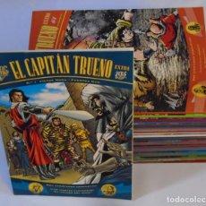 Cómics: EL CAPITÁN TRUENO EXTRA FANS - EDICIONES B / COLECCIÓN COMPLETA (44 ÁLBUMES). Lote 152172982
