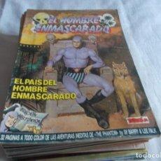 Comics: EL HOMBRE ENMASCARADO 39 NÚMEROS. Lote 152215006