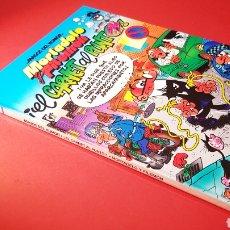 Comics : DE KIOSCO MAGOS DEL HUMOR 107 MORTADELO Y FILEMON EL CARNRT AL PUNTO EDICIONES B. Lote 152409489