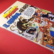 Cómics: DE KIOSCO MAGOS DEL HUMOR 88 MORTADELO Y FILEMON EL ORDENADOR QUE HORROR EDICIONES B. Lote 152410172