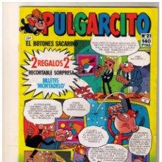 Cómics: PULGARCITO - EDICIONES B NÚMERO 21. Lote 152873450