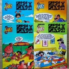 Cómics: LOTE ZIPI ZAPE COLECCIÓN OLÉ! (EDICIONES B, 1996-2002). 35 NÚMEROS (VER EN DESCRIPCIÓN). Lote 152887669