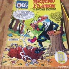 Fumetti: COLECCION OLE 233 MORTADELO Y FILEMON Y EL BOTONES SACARINO. Lote 152951626