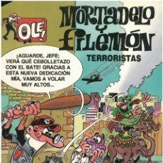 Cómics: MORTADELO Nº 13. TERRORISTAS . EDICIONES B. 1993. C-14. Lote 153267130