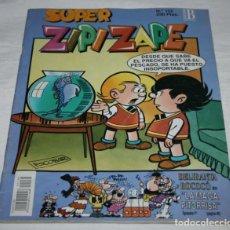 Cómics: SUPER ZIPI ZAPE Nº 132, EDICIONES B 1993, COMIC, TEBEO. Lote 153410746