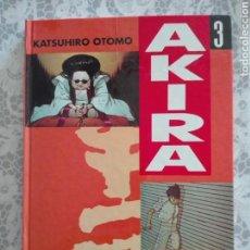 Cómics: KATSUHIRO OTOMO AKIRA TOMO 3. EDICIONES B GLENAT 1990. Lote 153519909