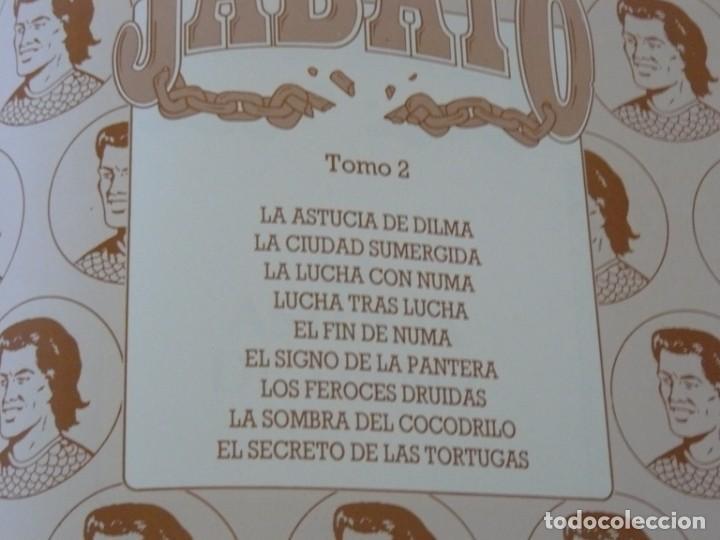 Cómics: EL JABATO EDICIÓN HISTÓRICA TOMO 2 EDICIONES B 1991 - Foto 2 - 153571194