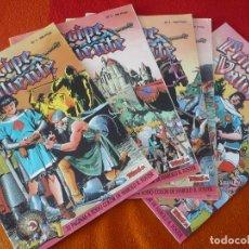 Cómics: EL PRINCIPE VALIENTE 1, 2, 3, 4 Y 5 EDICION HISTORICA (FOSTER ) ¡BUEN ESTADO! TEBEOS SA EDICIONES B. Lote 153624478