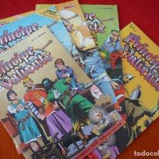 Cómics: EL PRINCIPE VALIENTE 11, 12, 13, 14 Y 15 EDICION HISTORICA ¡BUEN ESTADO! TEBEOS SA EDICIONES B . Lote 153624710