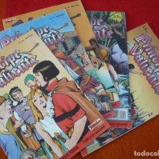 Cómics: EL PRINCIPE VALIENTE 16, 17, 18, 19 Y 20 EDICION HISTORICA ¡BUEN ESTADO! TEBEOS SA EDICIONES B . Lote 153624770