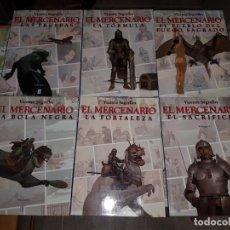 Cómics: COLECCION COMPLETA EL MERCENARIO. 6 TOMOS. EDICIONES B. C-32. Lote 153660918