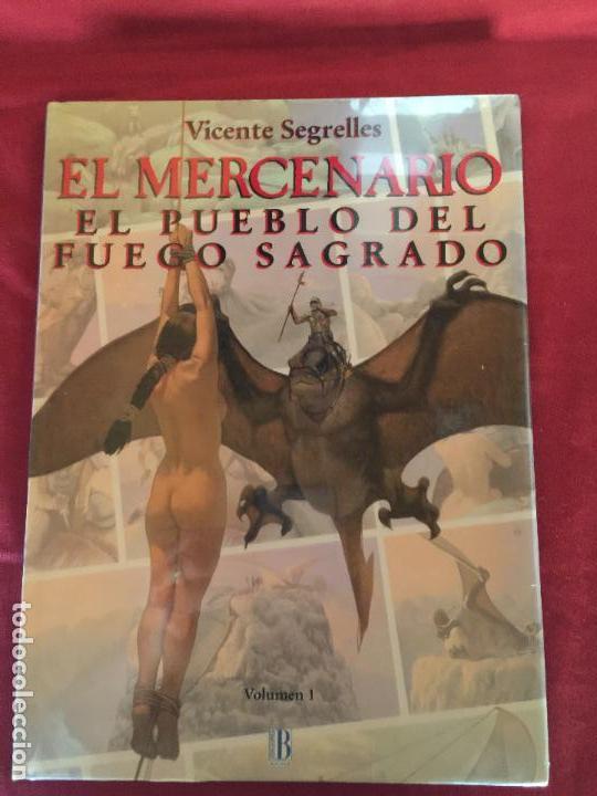 EDICIONES B EL MERCENARIO COMPLETA EN MUY BUEN ESTADO REF.CF-2 (Tebeos y Comics - Ediciones B - Otros)