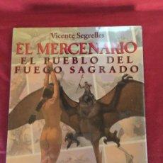 Cómics: EDICIONES B EL MERCENARIO COMPLETA EN MUY BUEN ESTADO REF.CF-2. Lote 154465238