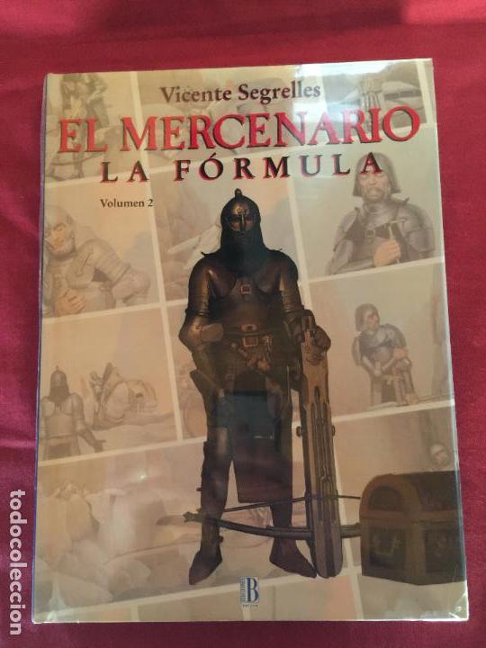 Cómics: EDICIONES B EL MERCENARIO COMPLETA EN MUY BUEN ESTADO REF.CF-2 - Foto 2 - 154465238