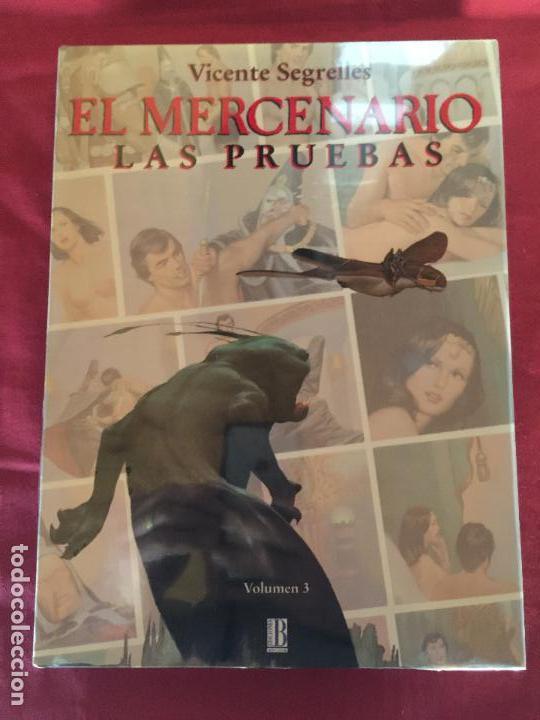Cómics: EDICIONES B EL MERCENARIO COMPLETA EN MUY BUEN ESTADO REF.CF-2 - Foto 3 - 154465238