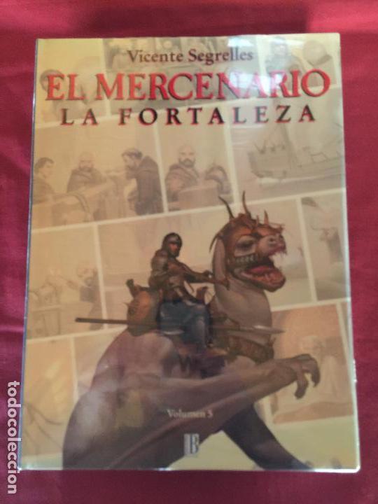 Cómics: EDICIONES B EL MERCENARIO COMPLETA EN MUY BUEN ESTADO REF.CF-2 - Foto 5 - 154465238
