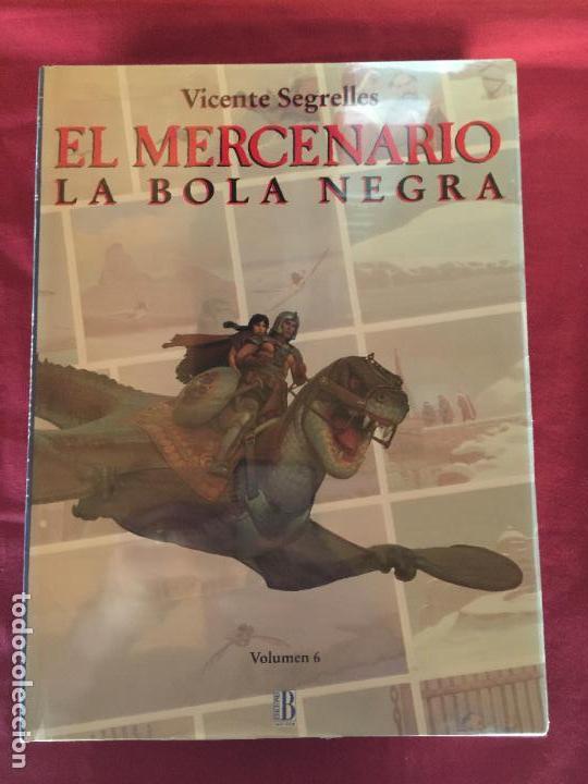 Cómics: EDICIONES B EL MERCENARIO COMPLETA EN MUY BUEN ESTADO REF.CF-2 - Foto 6 - 154465238