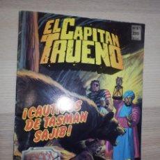Cómics: COMIC - TEBEO - CAPITÁN TRUENO - Nº 87 - EDICIÓN HISTÓRICA - EDICIONES B - VICTOR MORA 1987 - . Lote 154852034