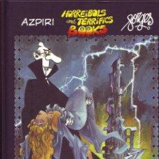 Cómics: DRACULA. CÓMIC. AZPIRI. FORGES. ED. EDICIONES B, BARCELONA, 2011.. Lote 154935222