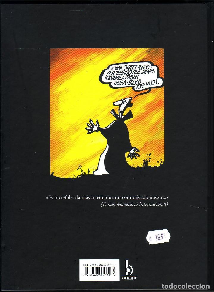 Cómics: DRACULA. Cómic. Azpiri. Forges. Ed. Ediciones B, Barcelona, 2011. - Foto 2 - 154935222