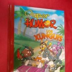 Cómics: LOS XUNGUIS. SUPER HUMOR. Nº 1. EDICIONES B. 1ª EDICIÓN. Lote 155177842