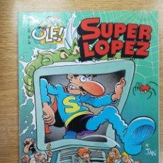 Cómics: SUPERLOPEZ #30 LOS CIBERNAUTAS (1ª EDICION MAYO 1997). Lote 155625626