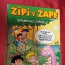Cómics: MAGOS DEL HUMOR. Nº 5. ZIPI I ZAPE. ROBINSONES ZAPATILLA. EDICIONES B. 2001 1ª EDICION. Lote 155862894