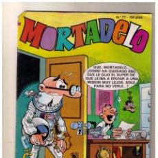 Cómics: REVISTA MORTADELO Nº 77 EDICIONES B. Lote 155929754