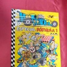Cómics: MORTADELO. ESPECIAL FORMULA 1. EDICIONES B. 2006. 1ª EDICION. Lote 156001666