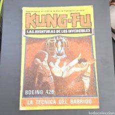Cómics: KUNG-FU N°32. Lote 156165350