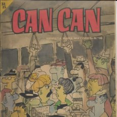 Cómics: CAN CAN REVISTA PARA MAYORES. Nº 16 FEBRERO 1964. Lote 156216638