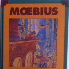Cómics: MOEBIUS. THE LONG TOMORROW. EDICIONES B 1994 1ª EDICIÓN EX. Lote 156218046
