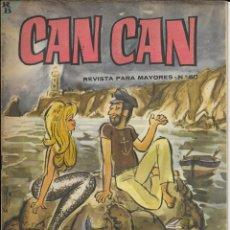 Cómics: CAN CAN REVISTA PARA MAYORES. Nº 50 SEPTIEMBRE 1964. Lote 156240830
