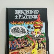 Cómics: MORTADELO Y FILEMON - VENGANZA CINCUENTONA. Lote 156717721