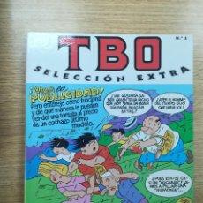 Cómics: TBO SELECCIÓN EXTRA #1. Lote 156841565