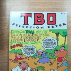 Cómics: TBO SELECCIÓN EXTRA #3. Lote 156841577
