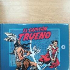 Cómics: CAPITAN TRUENO FACSIMIL TOMO #1. Lote 156841701