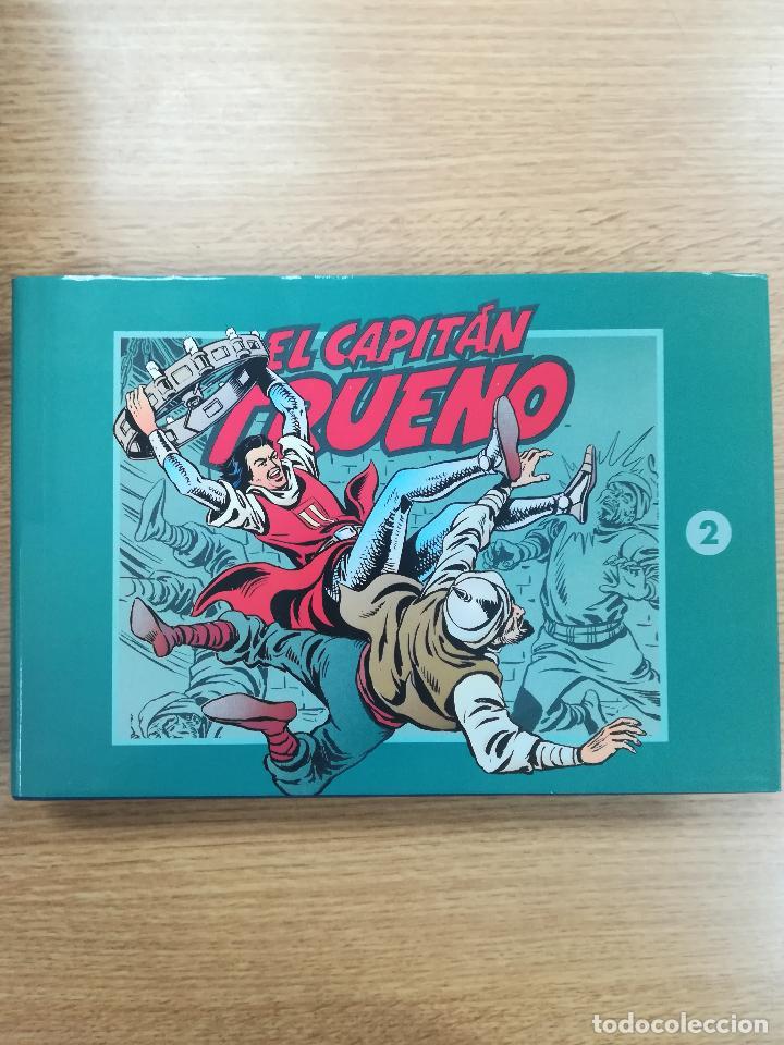 CAPITAN TRUENO FACSIMIL TOMO #2 (Tebeos y Comics - Ediciones B - Clásicos Españoles)