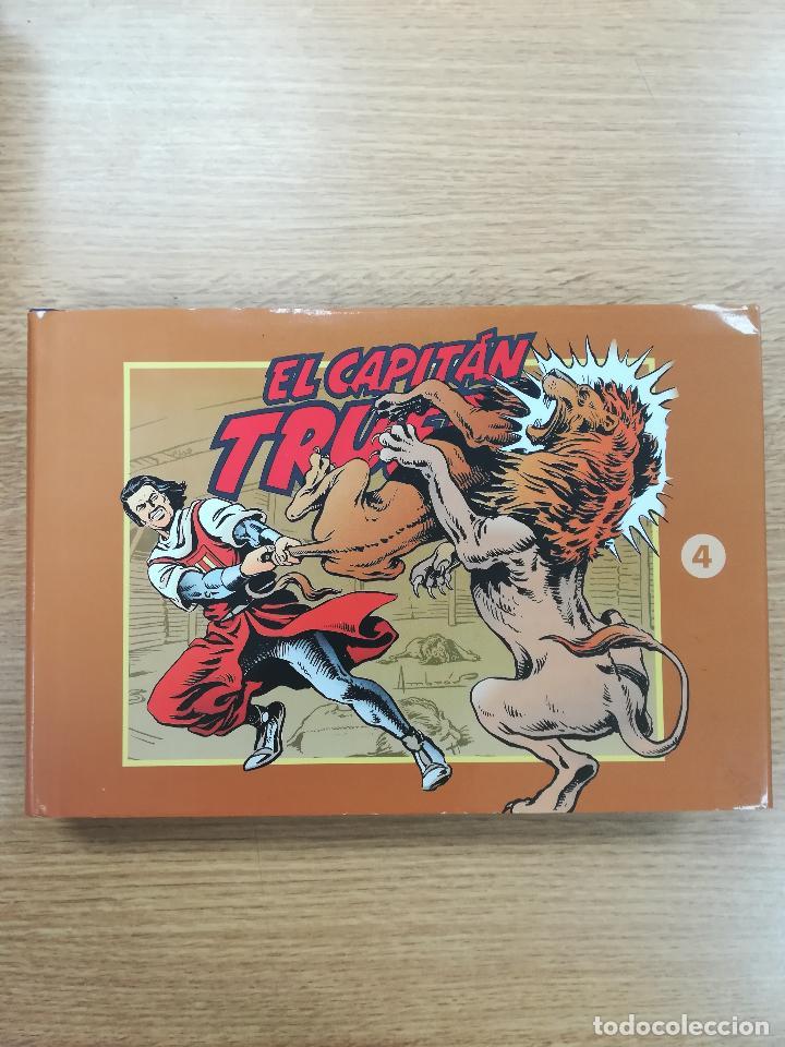 CAPITAN TRUENO FACSIMIL TOMO #4 (Tebeos y Comics - Ediciones B - Clásicos Españoles)