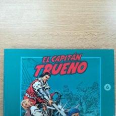 Cómics: CAPITAN TRUENO FACSIMIL TOMO #6. Lote 156841721