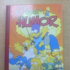 Cómics: SUPER HUMOR SIMPSON #1 (1ª EDICION DICIEMBRE 1996). Lote 156842558