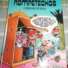 Cómics: ROMPETECHOS GRANDES DEL HUMOR N.º 5 ED B / EL PERIÓDICO 1996 TOMO EN PASTA DURA. Lote 156917010