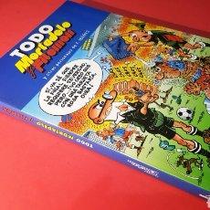 Cómics: EXCELENTE ESTADO TODO MORTADELO Y FILEMON 27 EDICIONES B. Lote 157016645