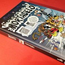 Cómics: DE KIOSCO SUPERTOPCOMIC MORTADELO 12 EDICIONES B - TAPA DURA. Lote 157019400