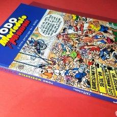 Cómics: DE KIOSCO TODO MORTADELO Y FILEMON 34 EDICIONES B. Lote 157020364