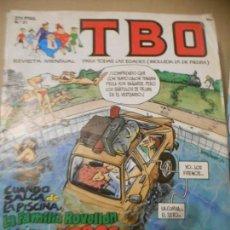 Cómics: T B O. Nº 31. Lote 157106110