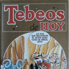 Cómics: COMIC N°5 TEBEOS DE HOY 1987. Lote 157358980