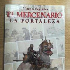 Cómics: EL MERCENARIO #5 LA FORTALEZA. Lote 157371250