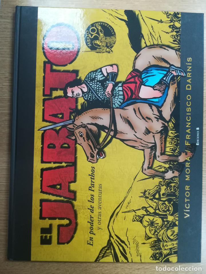 EL JABATO EN PODER DE LOS PARTHOS Y OTRAS HISTORIAS (Tebeos y Comics - Ediciones B - Clásicos Españoles)